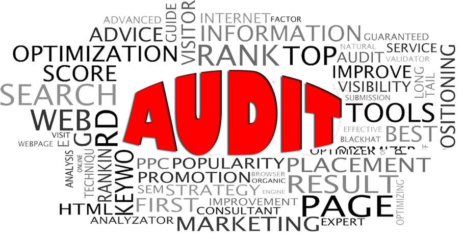 Audit SEO de site web