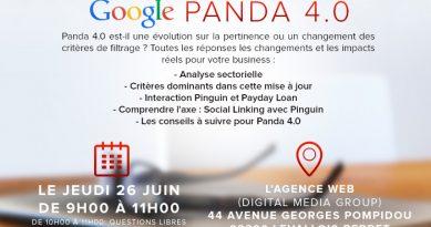 Google Panda 4.0: les conseils pour la France