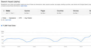 Nouvelles fonctions google webmaster tools ?