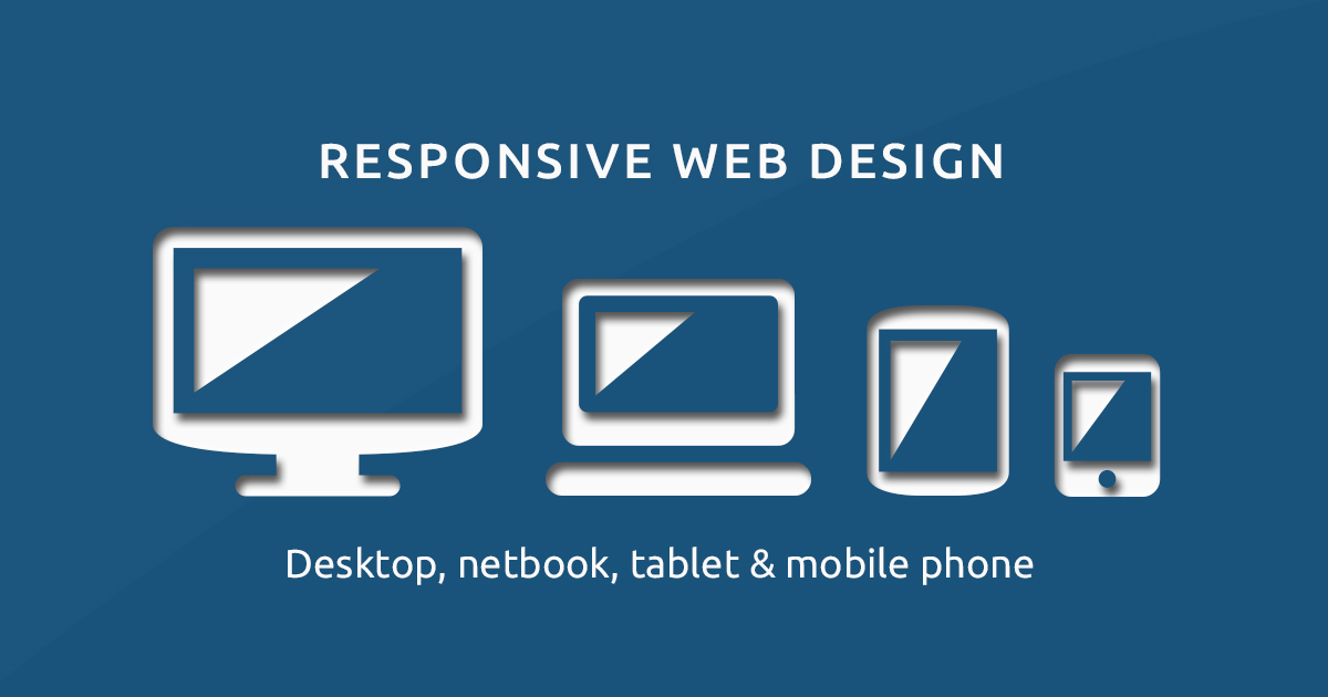 Le responsive design s'adapte aux ordinateurs, tablettes et smartphones