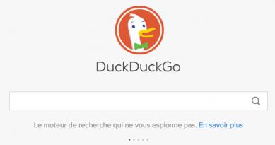 DuckDuckGo dépasse les 10 millions de recherches !