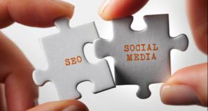 Impact réseaux sociaux sur le SEO