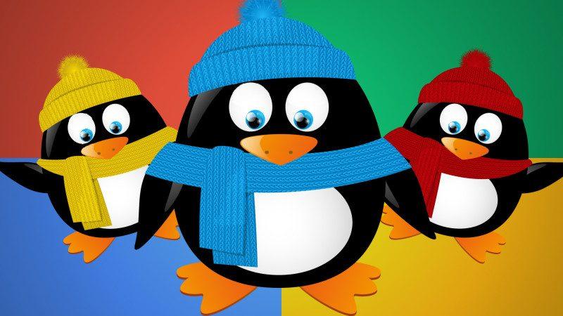 Référencement Google : Pénalités et backlinks nouvel algorithme