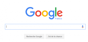 Google SERP - naturel