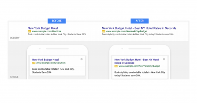 Les Google Expanded Text Ads (ETA) – Nouveau format adwords