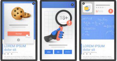 Pénalité Google : Interstitiels et pops up en ligne de mire