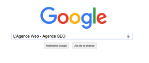 Agence SEO Paris google