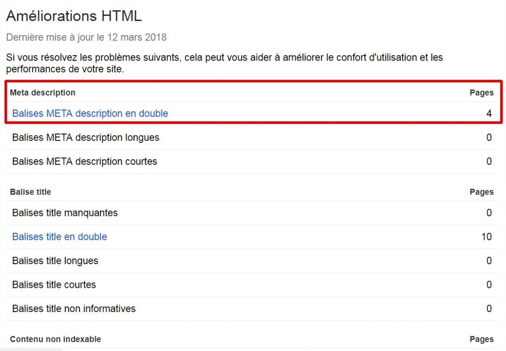 snippet-google-search-console