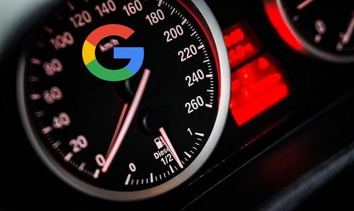 MAJ du critère SEO de vitesse de chargement des pages web