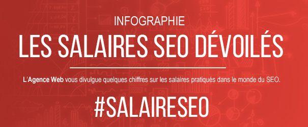 Infographie | Les salaires des SEO dévoilés