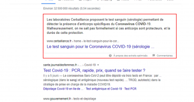 Covid 19 : anticiper la crise et développer son SEO